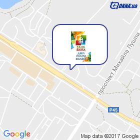 Товкач К.В. на мапі