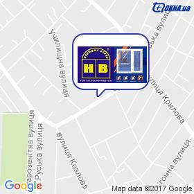 Центр Скління на мапі