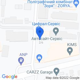 UBcom на карте