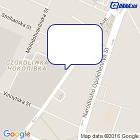 Укрхимпромсервис на карте