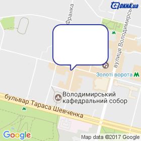 Укрхимимпекс ПИК на карте