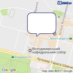 Укрхімімпекс ПІК на мапі