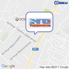 УкрПромСкло на карте