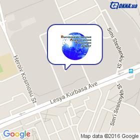 ВАТ-2007 на карте