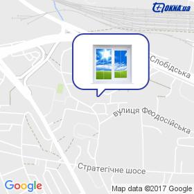 VDM PLAST на мапі