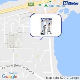 Величко Ю.В. на карте
