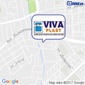 VIVA Plast (ВІАС) на мапі