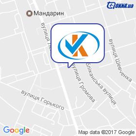 ВикКонт на карте