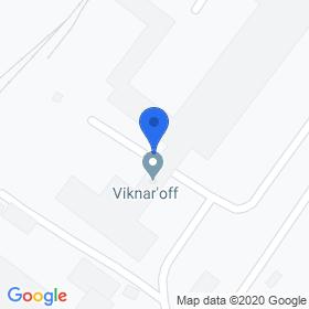 Вікнар'Off на карте