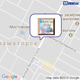 Витязев С.А. на карте