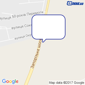 ВІВА, торговий дім на мапі