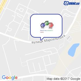 ВОЙТ на мапі