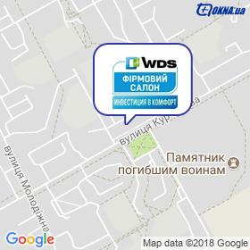 WDS, фирменный салон на карте