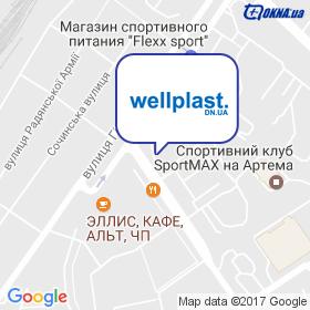 WELL  PLAST на карте