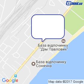 Winbau (Одеса) на мапі
