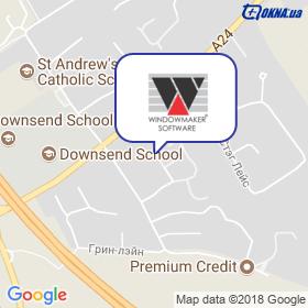 Windowmaker Software Ltd на карте