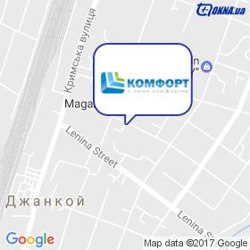 Козак на мапі