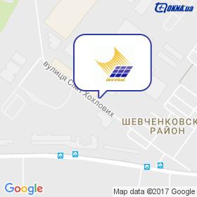WinRoll на карте