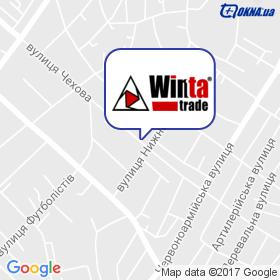Компанія WINTA-TRADE на мапі