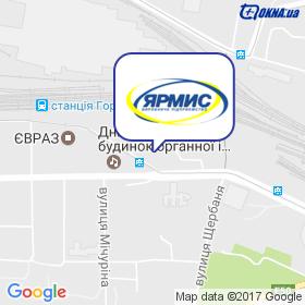 Производственное предприятие «Ярмис» на карте