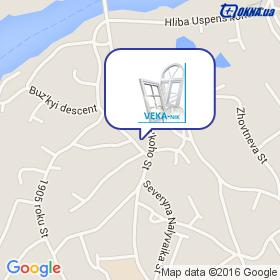 VEKA-NIK на карте