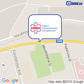 Завод композитных материалов МВМ на карте