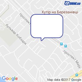 Зайченко на карте