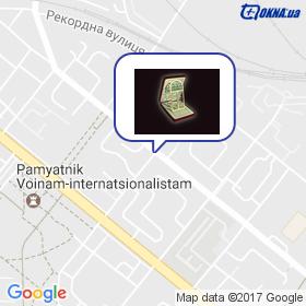 Зіборов О.М. на мапі