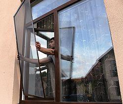 Заказать москитные сетки на пластиковые окна