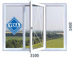 Стоимость окна 2100Х1400