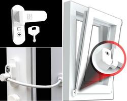 Замки безопасности для окон и дверей Penkid, Pentilt, Penkid Cable