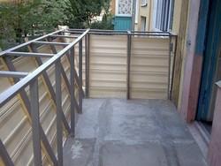 Вынос балконов