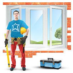 Ремонт окон и замена частей окна