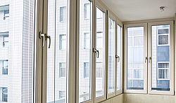 Остекление балконов и лоджий для расширения полезной площади квартиры