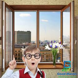 Социальная программа от компании Good Master для остекления детских садов и школ