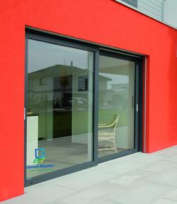 Раздвижные металлопластиковые окна, двери и стены