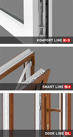 Продукция: оконная фурнитура и дверные замки AXOR (Аксор)