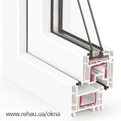 REHAU Euro-Design 70
