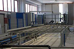 Cварочно-зачистная линия Sturtz 2009 год