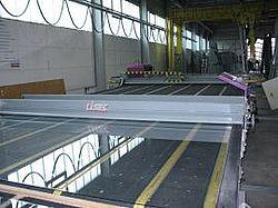 Линия порезки Lisec ESL 60/30 RS