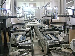 Производственное сердце завода