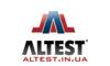 Логотип компанії ALTEST