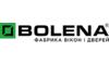 Логотип компании Болена, фабрика окон