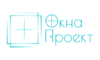 Логотип компании ОкнаПроект