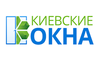 Логотип компании Киевские окна