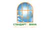 Логотип компании Стандарт Окна