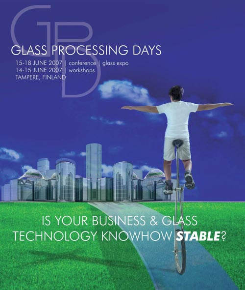 Glass Processing Days