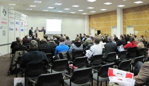VII Международный конгресс по светопрозрачным конструкциям «ОКНА. ДВЕРИ. ФАСАДНЫЕ СИСТЕМЫ. АРХИТЕКТУРНОЕ СТЕКЛО 2010»