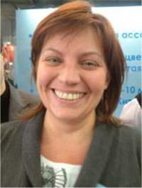 Елена Носенко, заместитель директора