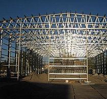 Профиль оцинкованый ЛСТК (БМЗ) для каркасного строительства
